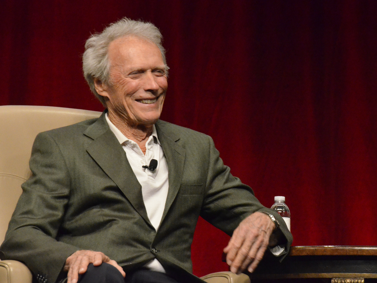 Clint Eastwood 2015 CinemaCon 67930
