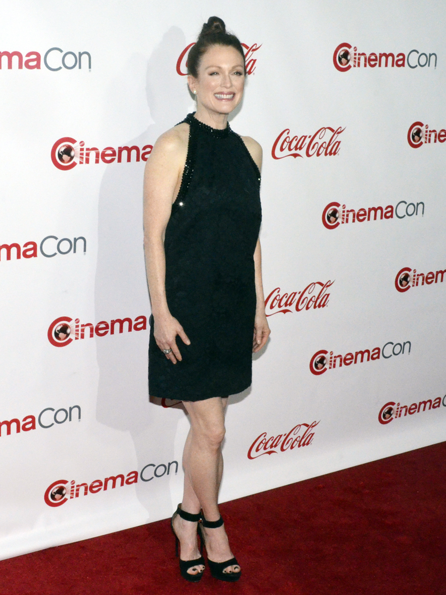 Julianne Moore 2015 CinemaCon 68318