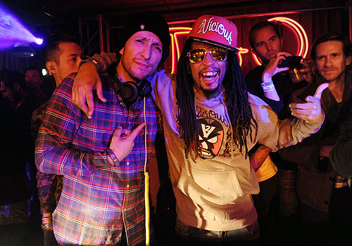 Vice and Lil Jon at Marquee  Stella Artois present TAO nightclub Sundance